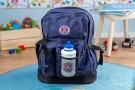 Der Bärenmarke-Kinderrucksack mit Trinkflasche